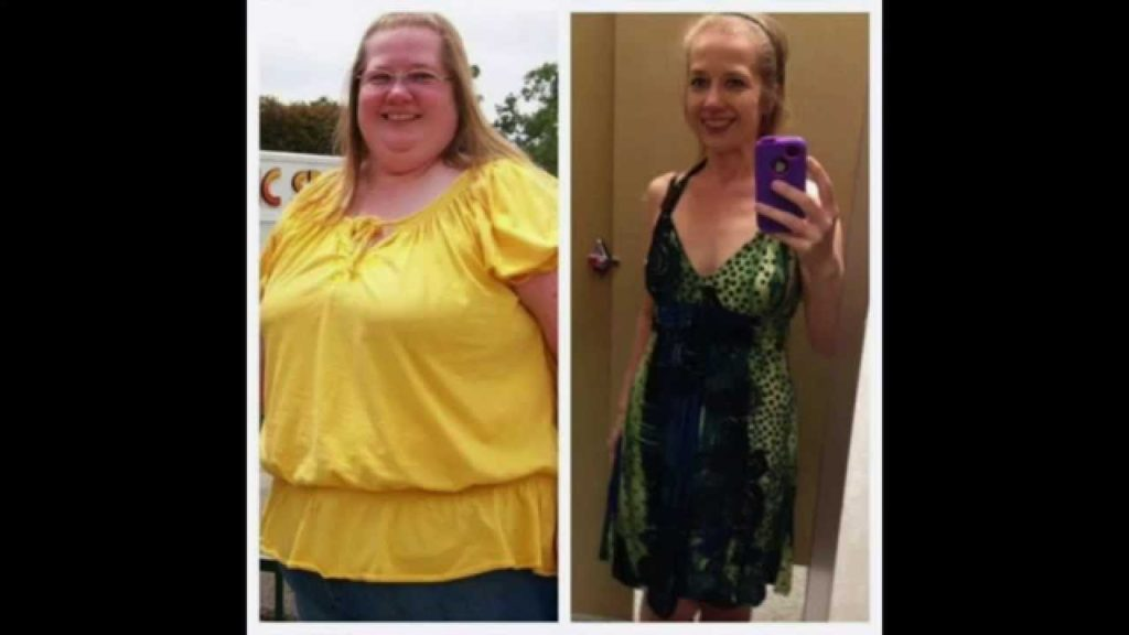 Ten inspiring weight loss body transformations